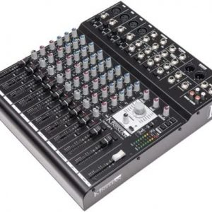 P.A. & Mixing Desks